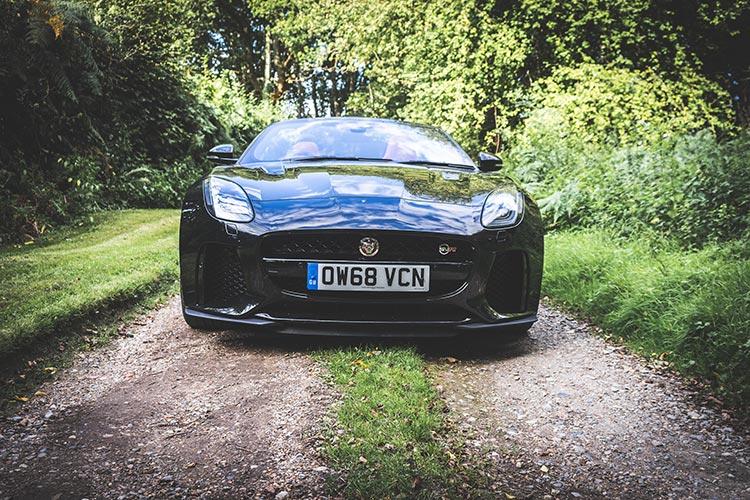 Jaguar F-Type SVR - Convertible Lifestyle Review menstylefashion 2019 (20)