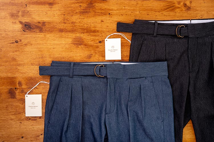 Claudio Mariani - Trousers Made In Italy