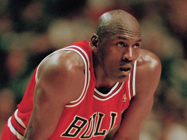 Michael Jordan - The Last Dance Marketing Power