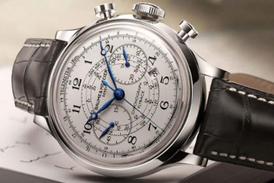 baume & Mercier heritage watch