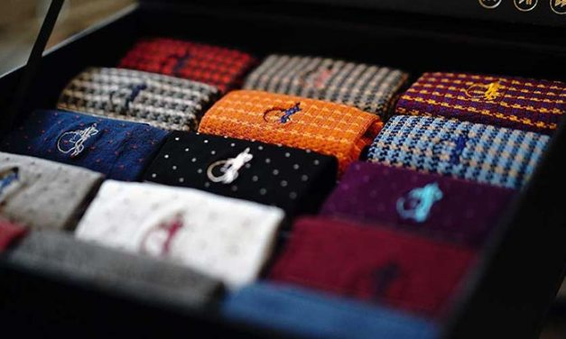 Different Types of Men's Socks You Should Know About