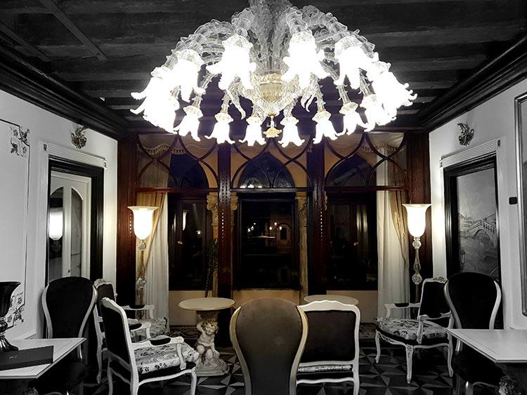Ego Boutique Hotel venice Grand Canal Rialto bridge 2020 (5) Breakfast room