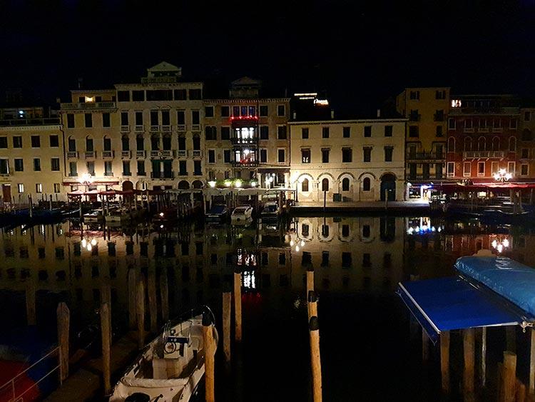 Ego Boutique Hotel venice Grand Canal Rialto bridge 2020 (5) view