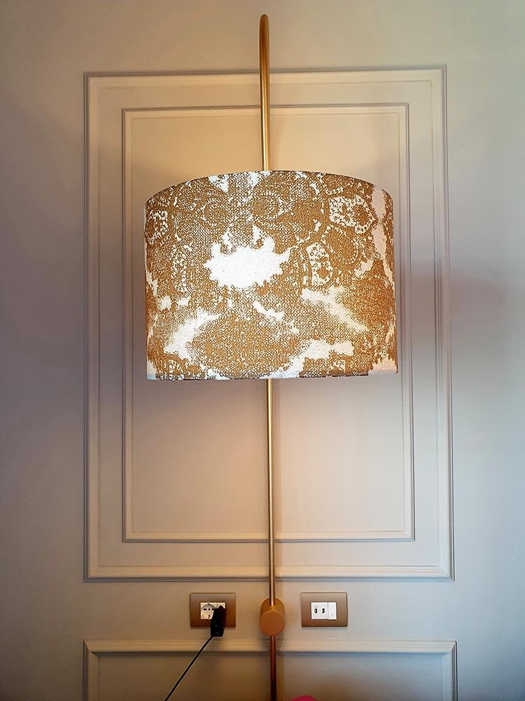 room 502 interior design Hilton Molino Stucky Venice - Flour Factory Preserving Italian History