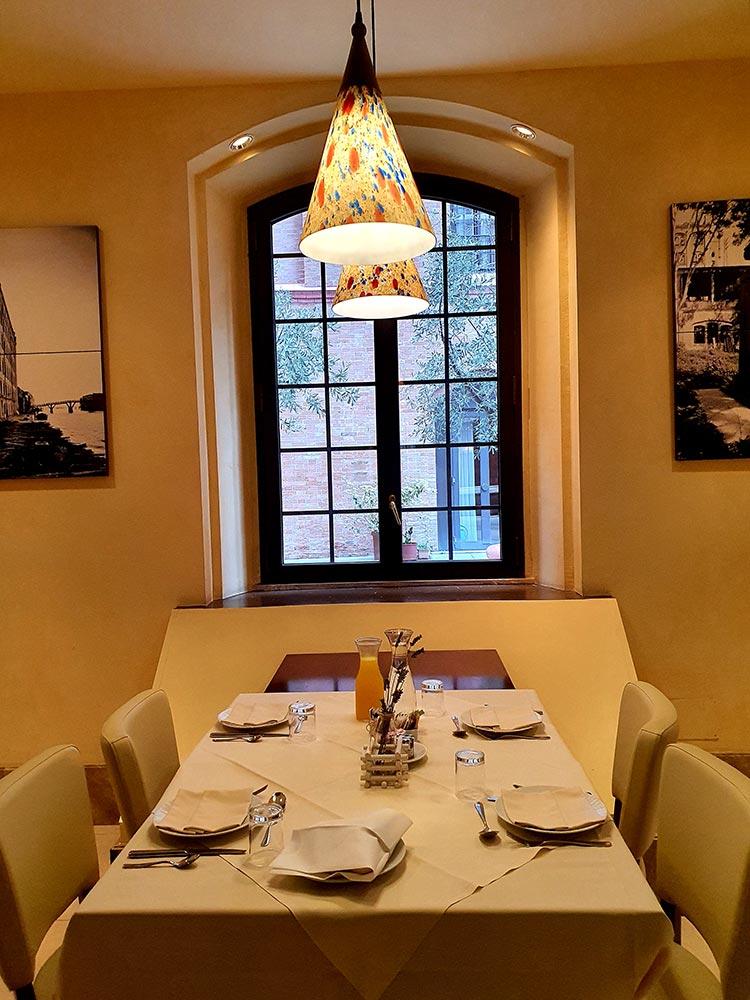 Hilton Molino Stucky Venice - Flour Factory Preserving Italian History (39) Breakfast