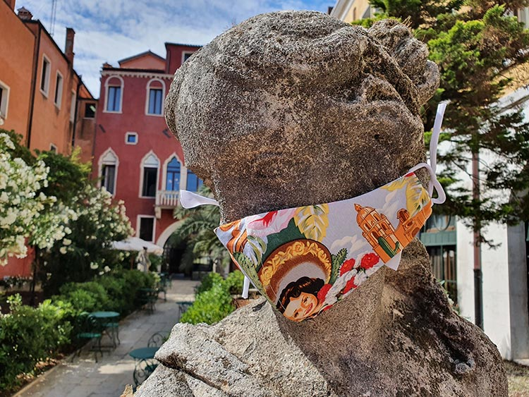Il Palazzo Experimental - The Modern Venice Hotel Reviewed Italy summer covid 19 2020 (2)