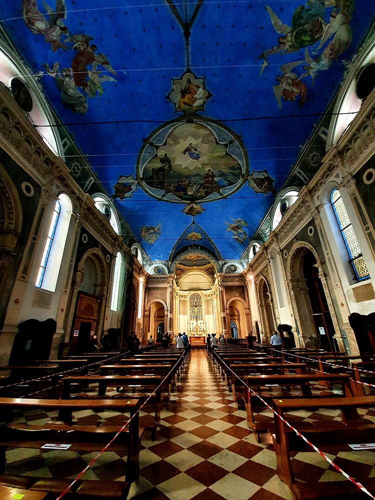 Cathedrals Vicenza