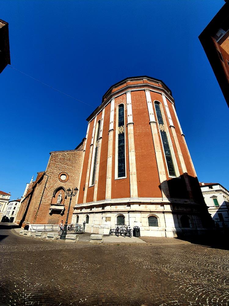 Vicenza Italy Duomo