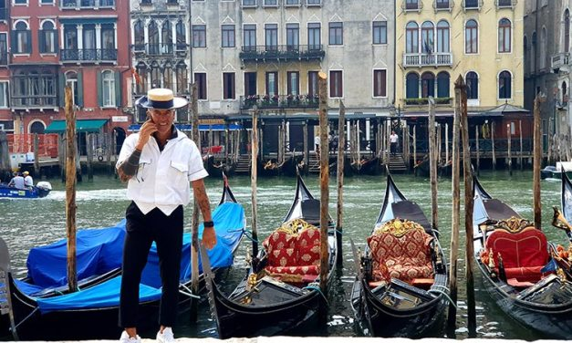 White Trainers –  Gondolier Venice Staple Fashion