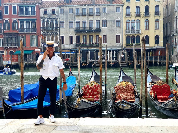 White Trainers – Gondolier Venice Staple Fashion