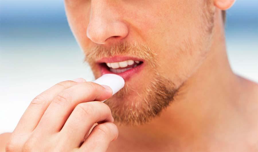 lip care for men