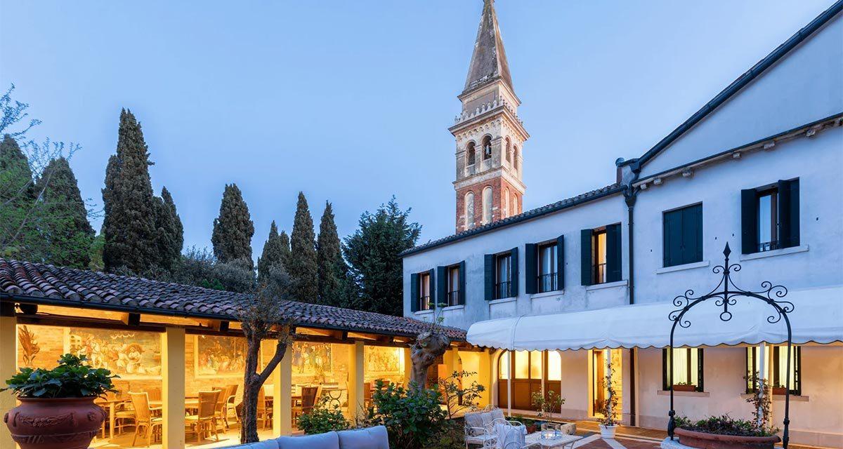 Relais Alberti Lido Venice – Fourteenth Century Venetian Hotel