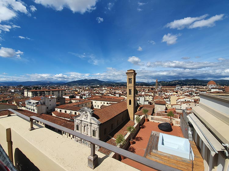 Florence Italy 2020