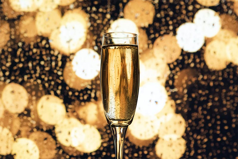 Why Champagne Is Going Green