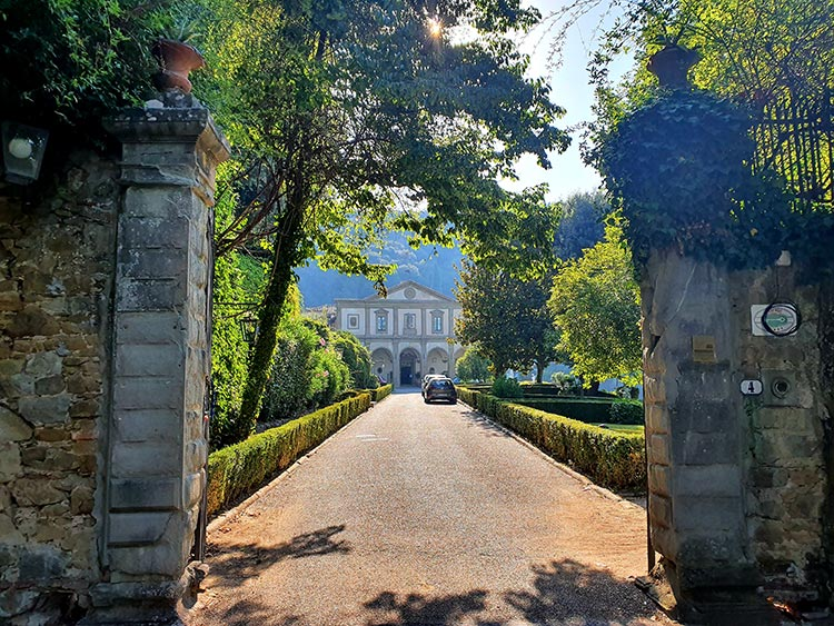 Belmond Villa San Michele Florence – Swimming Pool & Food Review