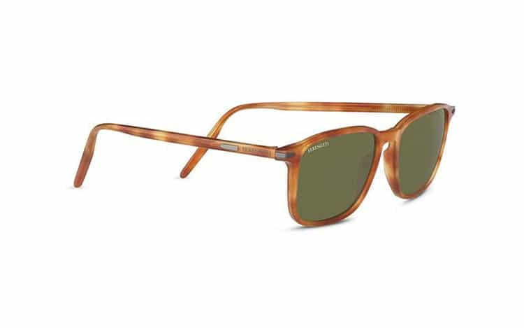 Serengeti Sunglasses Lenwood - Shiny Caramel