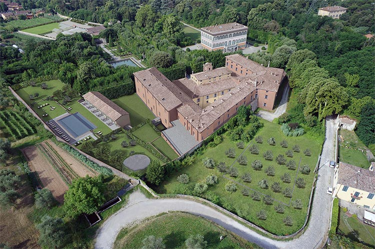 villa reale lucca italy