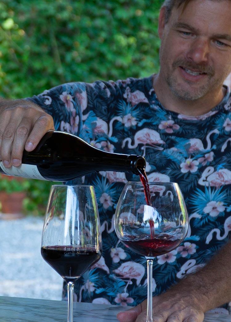 Wine tasting Fattoria Mansi Bernardini