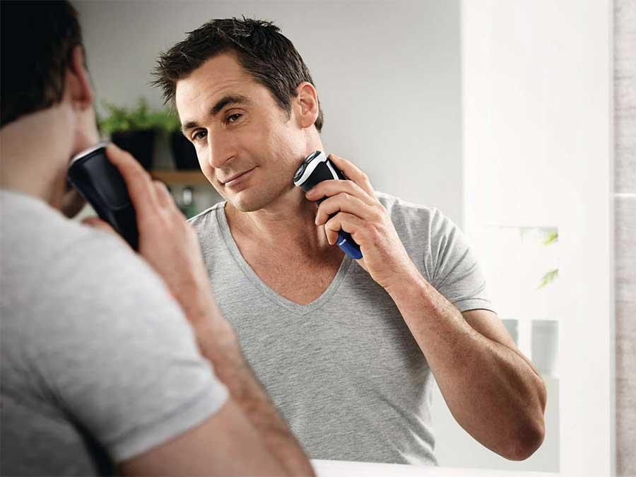 electric shaver for men