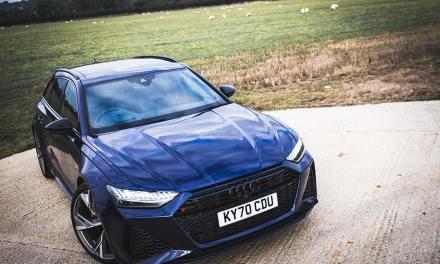 Audi RS6 Avant Vorsprung Edition Review
