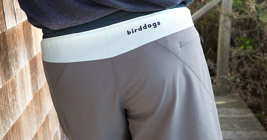 Beach House shorts birddogs