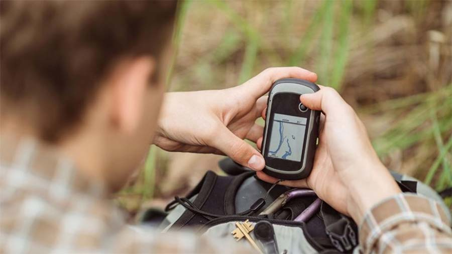 outdoor hiking gps kit