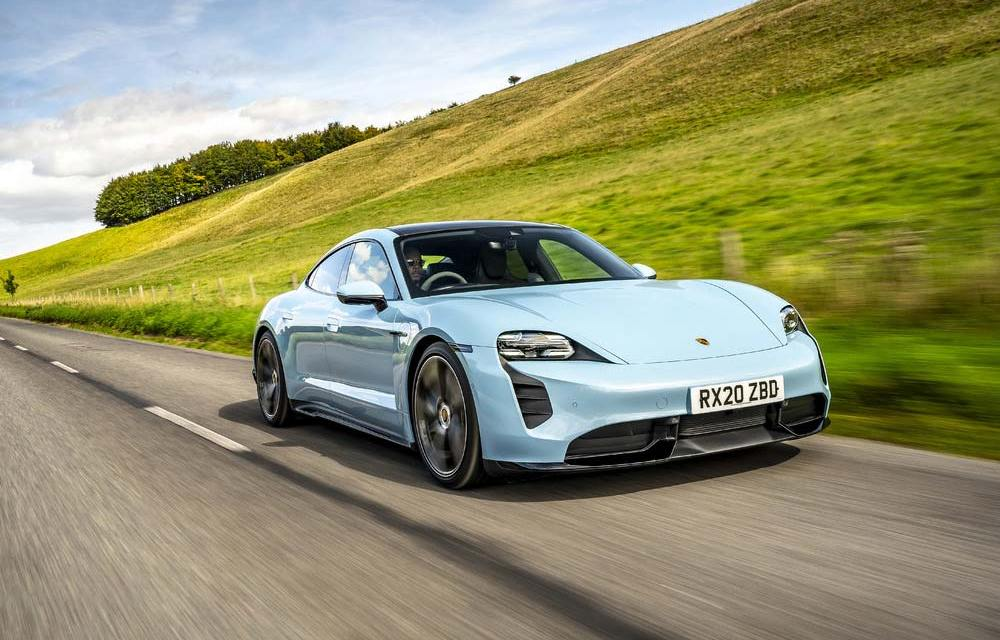 Porsche Taycan Charges Ahead – DrivingElectric 2021 Awards