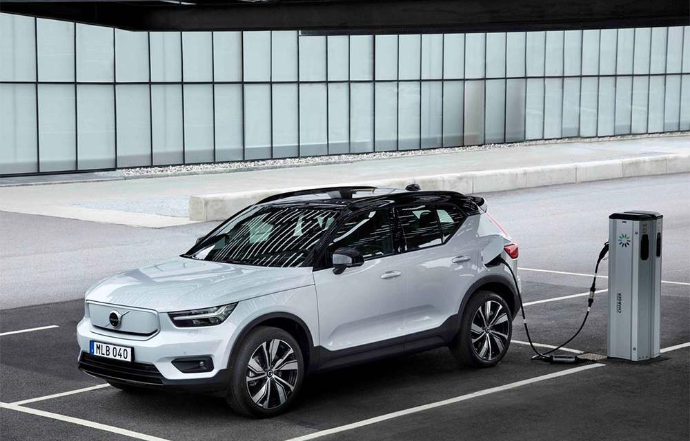 Volvo XC40 Recharge P8 AWD – First Ever Fully Electric Car