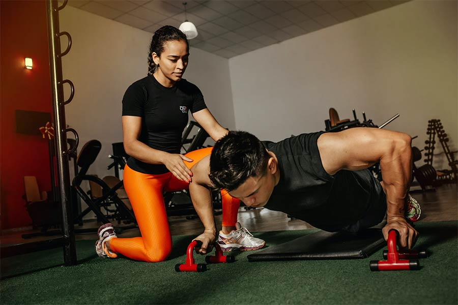 Personal Trainer - The Top Five Benefits