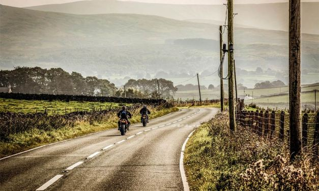 What are the most dangerous roads in the UK for Motorcyclists?