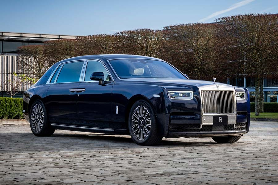 Rolls Royce Phantom Extended The Steed