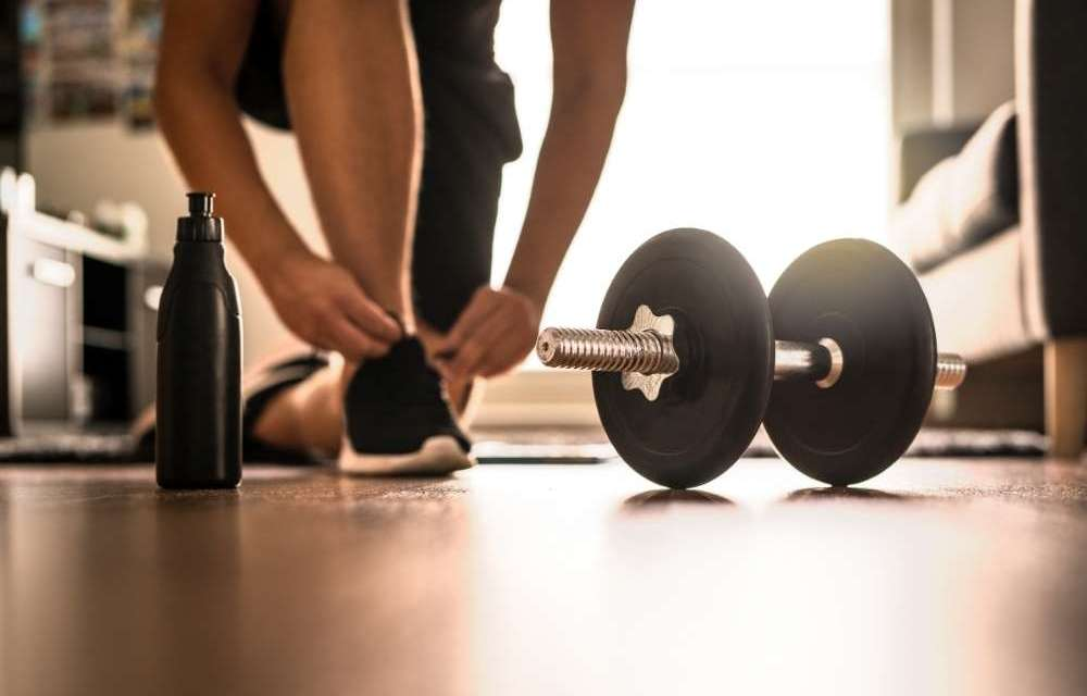 Things to Consider When Working Out At Home