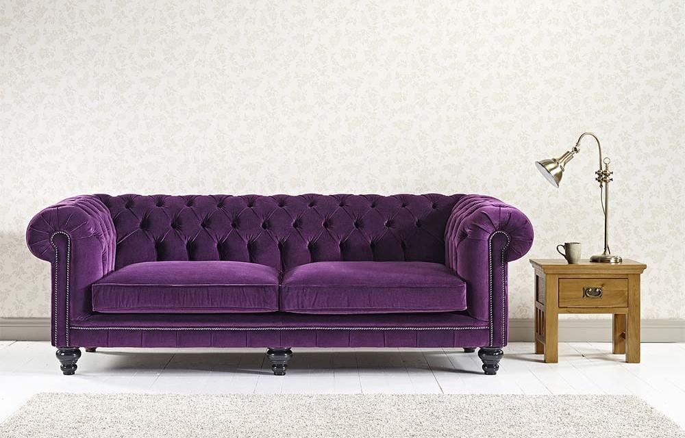 Velvet Sofa Trends for 2021