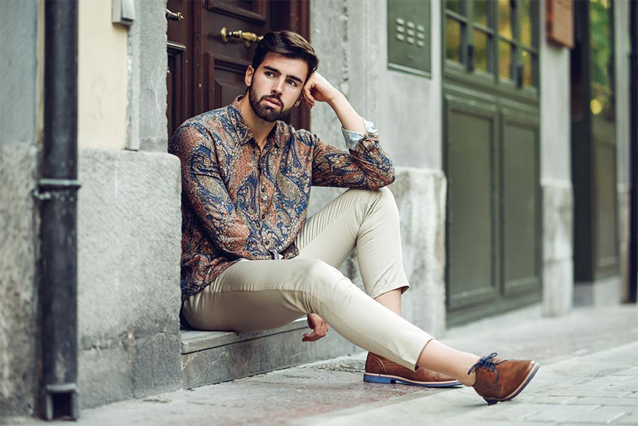 5 Tips For Creating A Fashionable Look As A Man