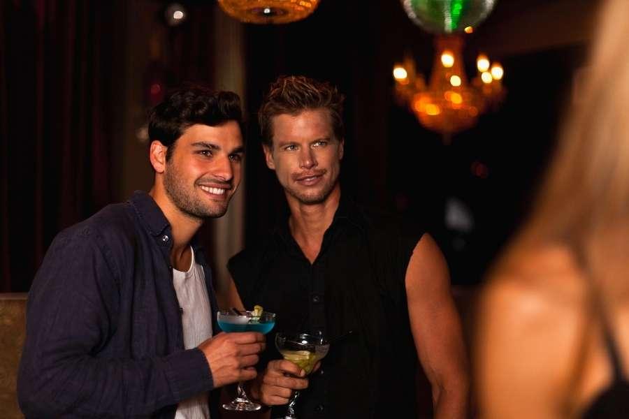 Cocktails men