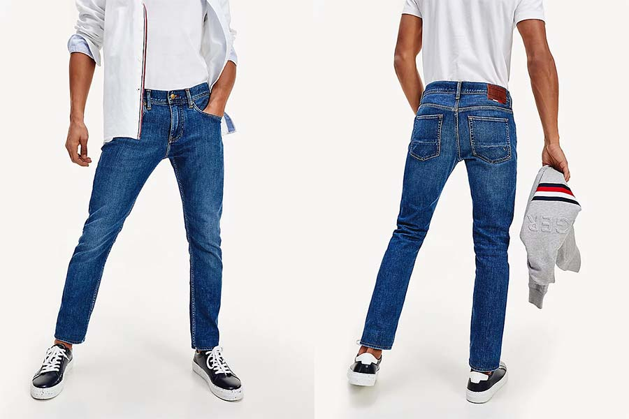 Jeans Extra Slim Fit Tommy Hilfiger