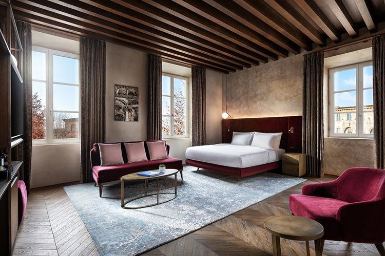 Grand Universe Lucca Aria Suite 2021