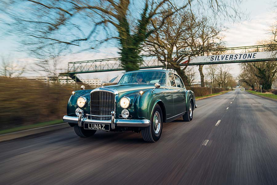 Lunaz - World's First Electric Classic Bentley And Expanded UK EV Manufacturing