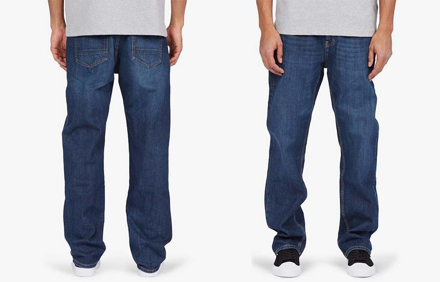 Relaxed fit jeans DC shoes