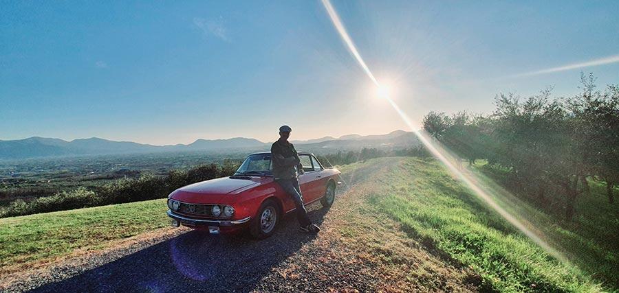 The Lancia Fulvia Italy's Most Elegant Classic Ben gooder