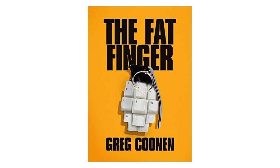 The Fat finger by Greg Coonen