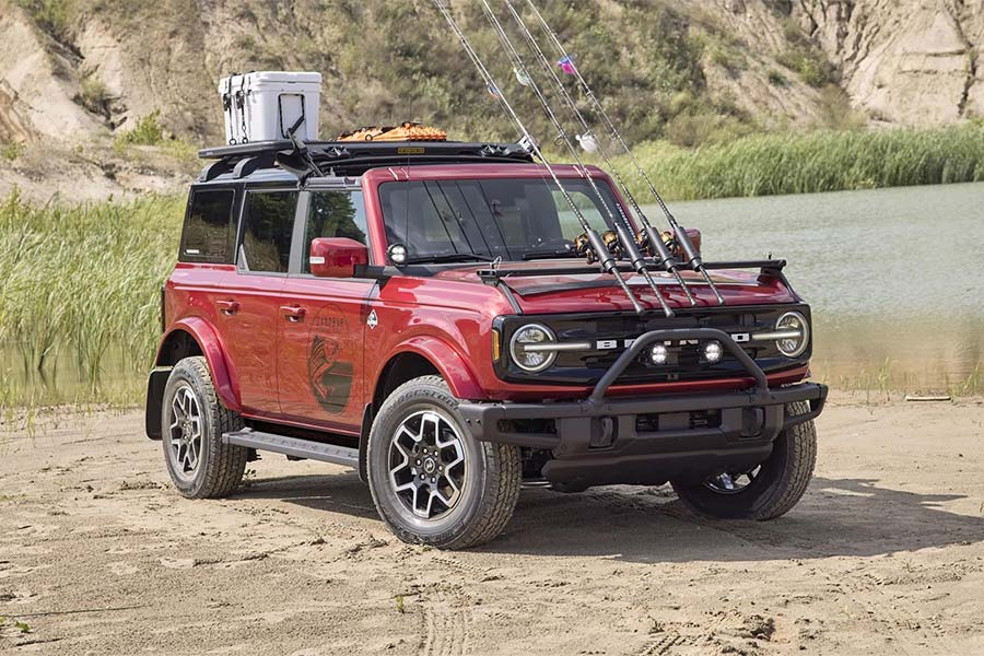 Coolest 2021 Ford Bronco Accessories