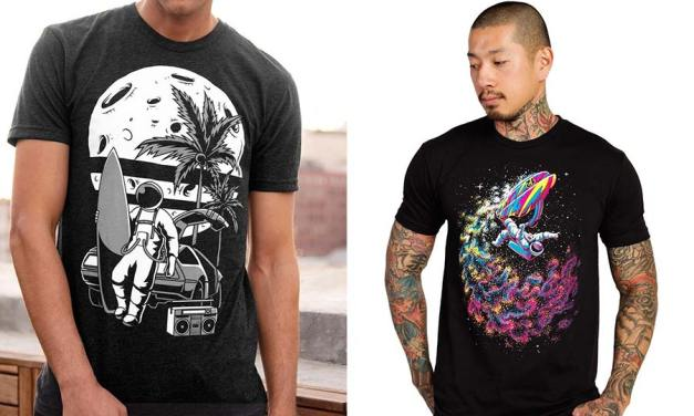 Graphic Tees that Make a Statement