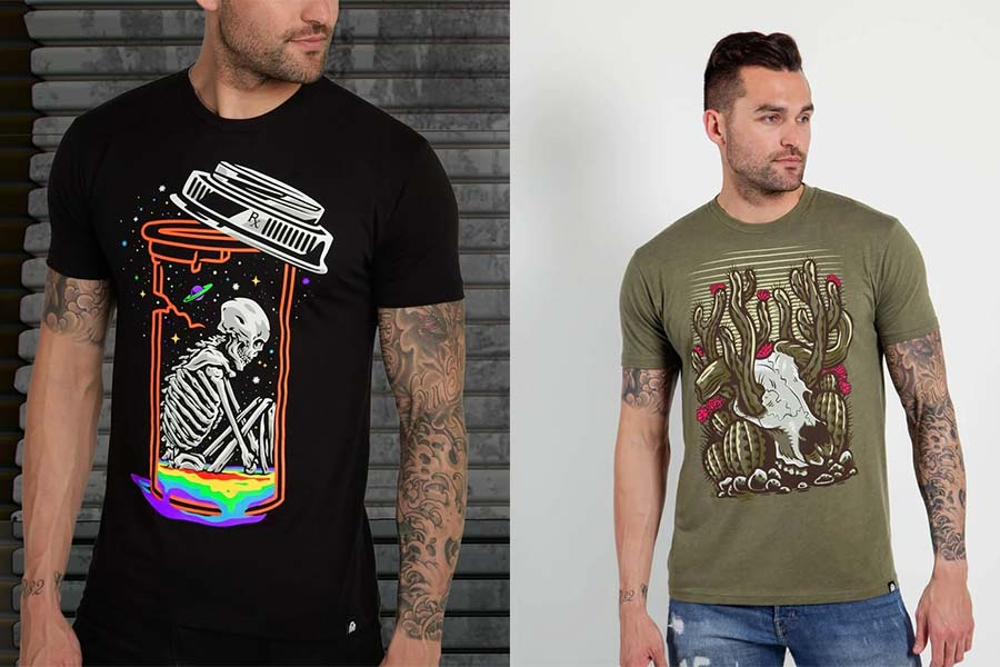 Cool graphic t-shirts
