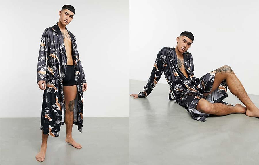 Lounge robe Asos