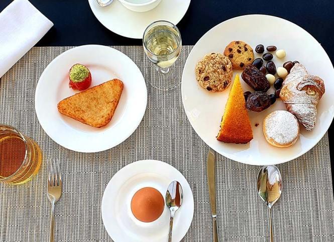 Breakfast Hotel Excelsior Venice