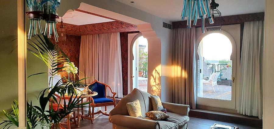 Hotel Excelsior Junior Suite terrace Venice lido (4)