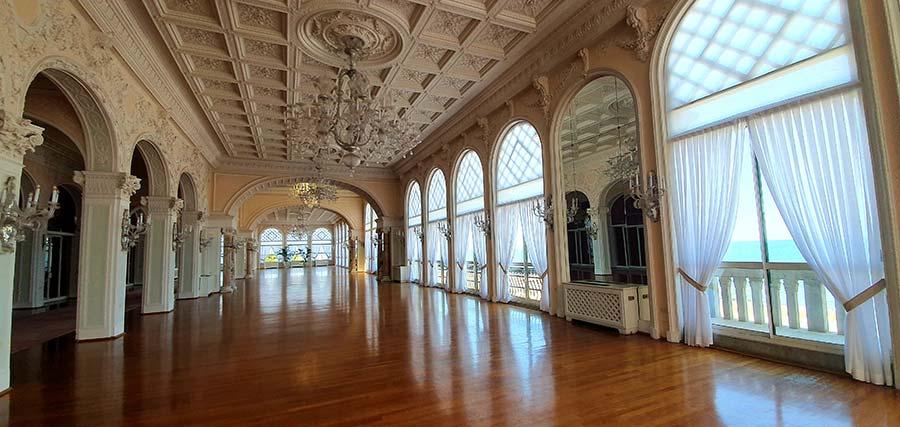 Sala Stucchi ballroom