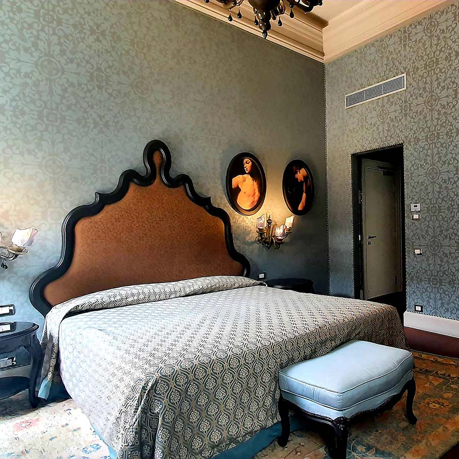 Deluxe room Hotel Palazzetto Madonna Venice - Reviewed