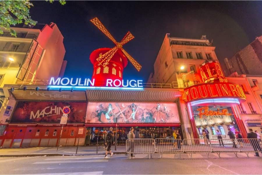 Nightlife Paris